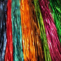 STREAMERS: Metallic