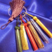 TASSEL: 4 inch (6 colors)