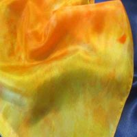 SILK FLAG: Flame with flexi-rod