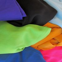 FABRIC: Chiffon, 4 Color choices